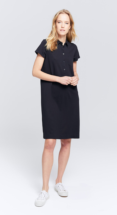 Piqué Polo Dana Dress