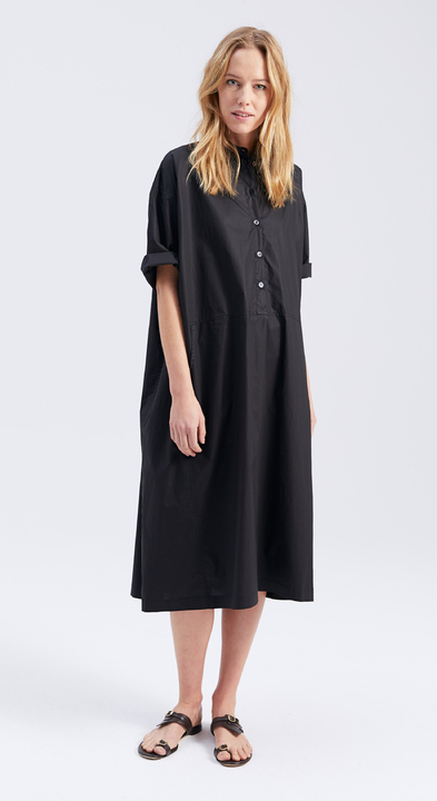 Cotton Poplin Workerdress Derby