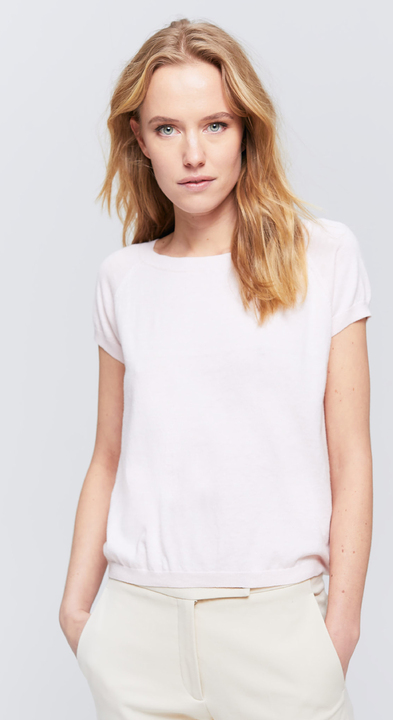 Cotton Cashmere Top