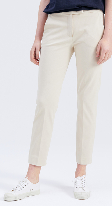 Gabardine Stretch Hampton Trousers