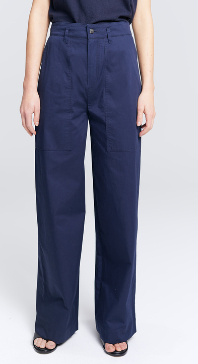 Cotton Twill Ines Trouser