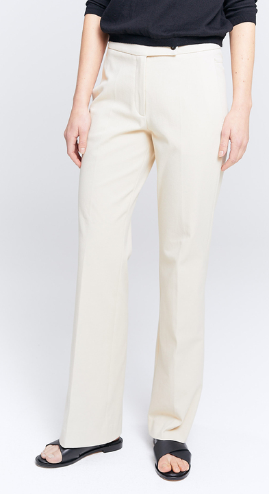 Cotton Stretch Karen Trousers