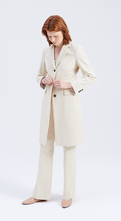 Gabardine Stretch Ashley Blazer