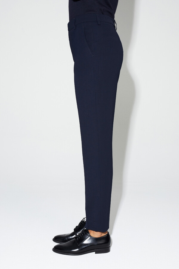 CLASSIC SLIM FIT CHINO MIDNIGHT BLUE