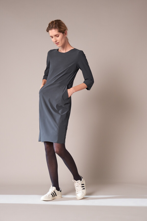 SERIOUS DRESS STEEL GREY