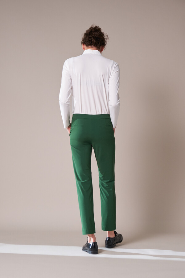 BASIC PANTS GREEN