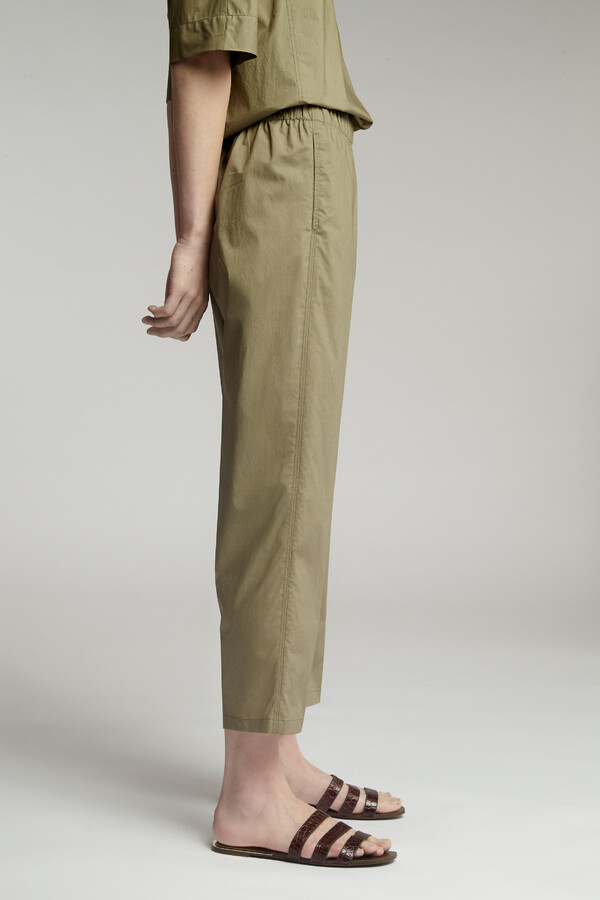 COTTON EASY CHINO KHAKI