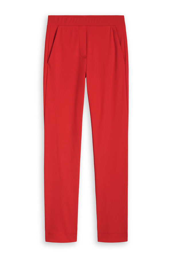 BASIC PANTS RADICAL RED