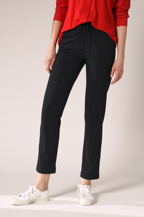 RELAXED WORK PANTS BLACK