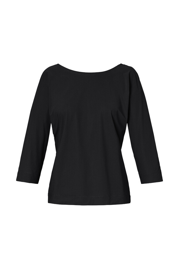 BAT SLEEVE TOP BLACK