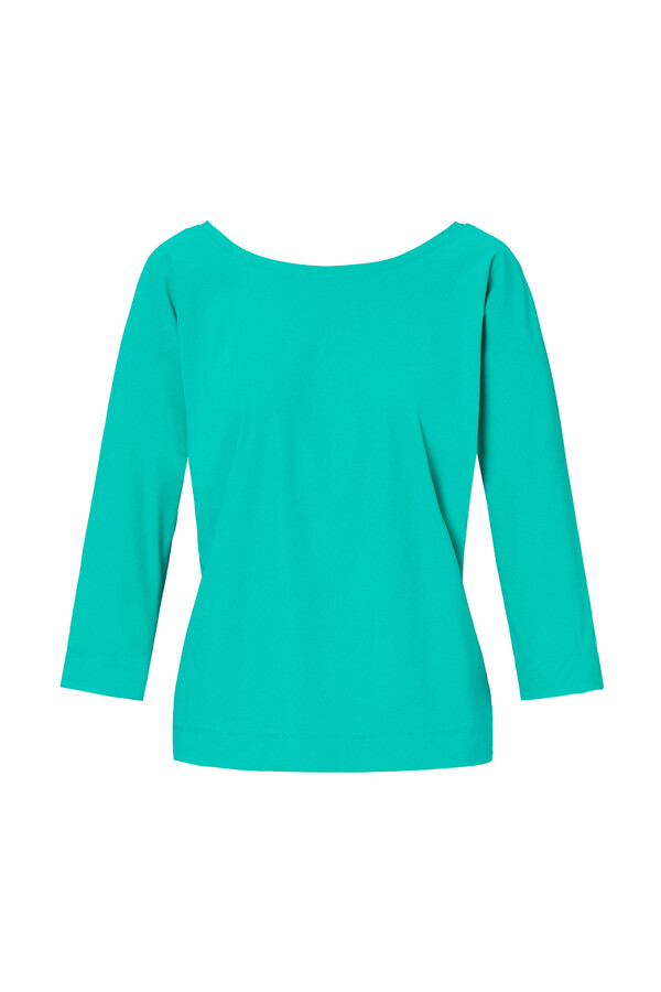 BAT SLEEVE TOP JADE