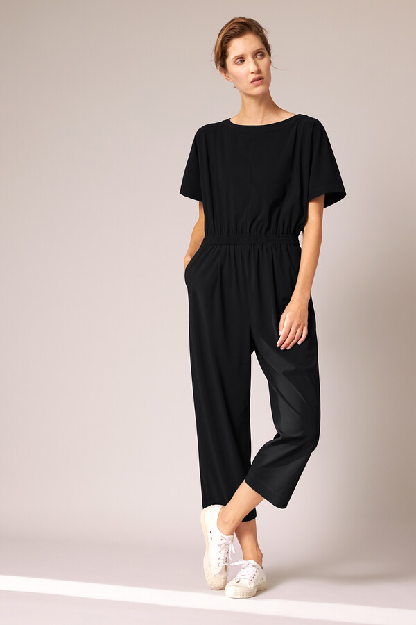 EASY JUMPSUIT BLACK