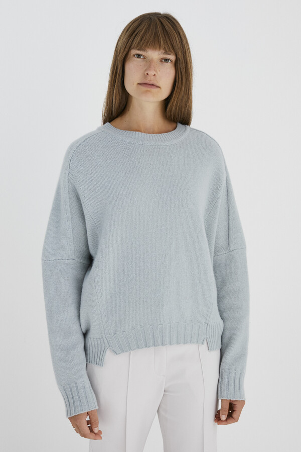 LAMBSWOOL WIDE PULL LAKELAND MIST