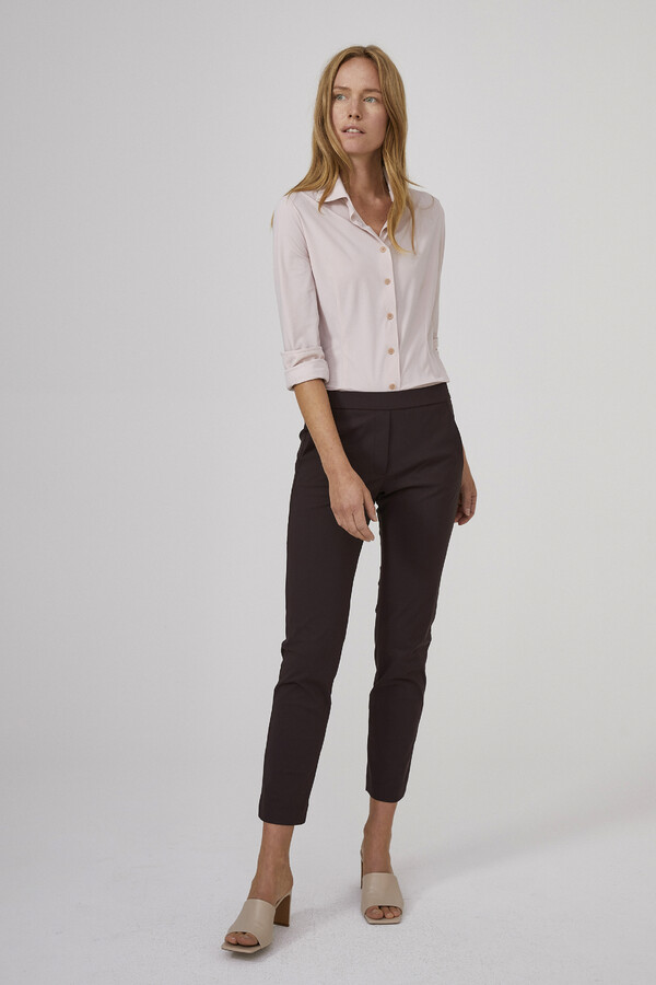 WAISTED SHIRT BLUSH