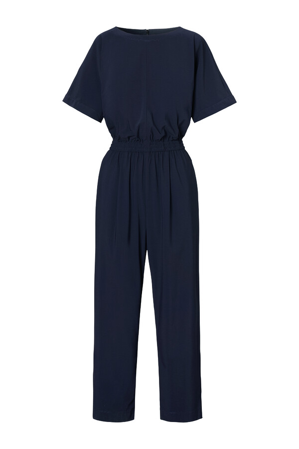 EASY JUMPSUIT INK BLUE