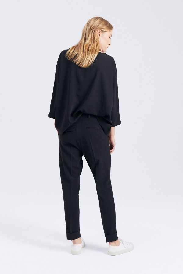 JAPANESE CREPE DEX TOP BLACK