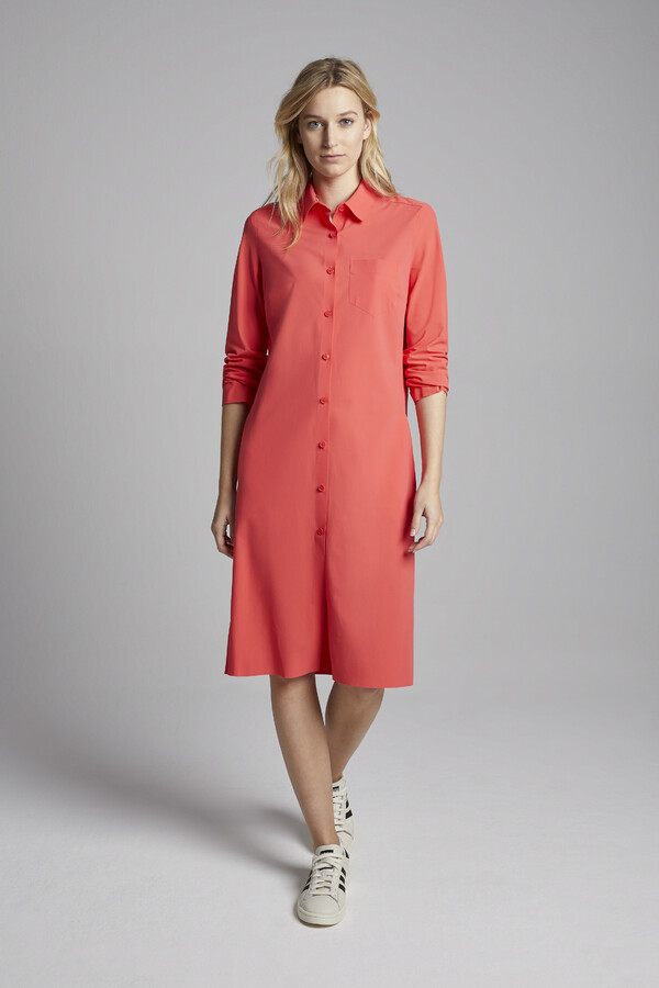 SHIRT DRESS CORALLO