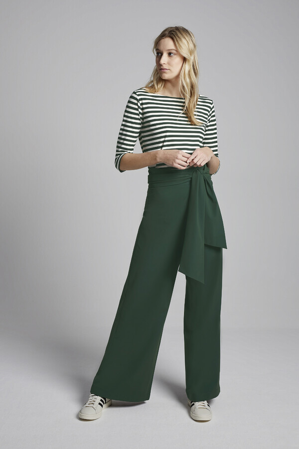 WIDE PANTS JUNGLE