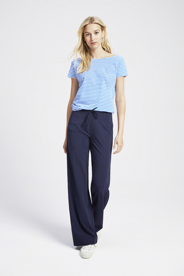 EASY PANTS SMOKEY BLUE