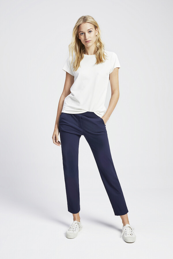 BASIC PANTS SMOKEY BLUE