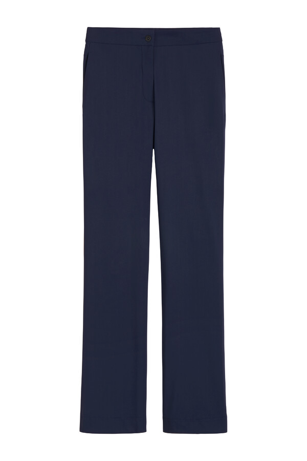 WORK PANTS SMOKEY BLUE