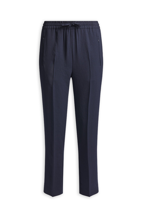 SLIM FIT DREW PANTS MIDNIGHT BLUE
