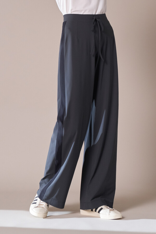EASY PANTS STEEL GREY