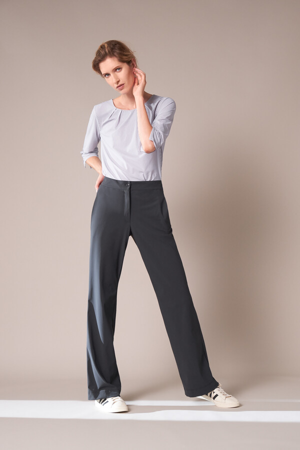WORK PANTS STEEL GREY