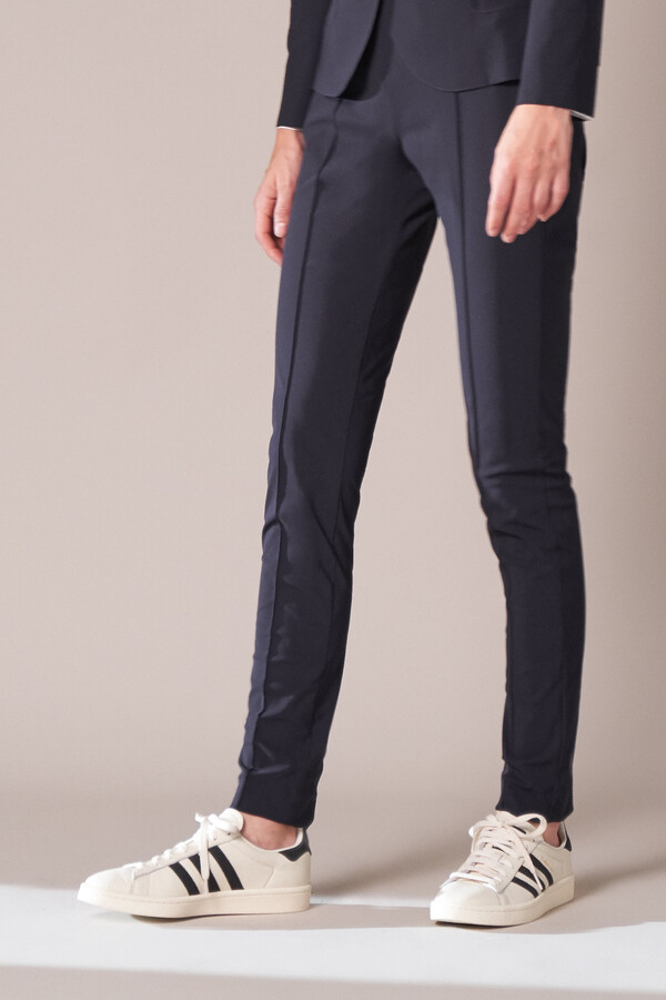 SKINNY PANTS INK BLUE